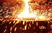 7--2084248-metal casting steel plant